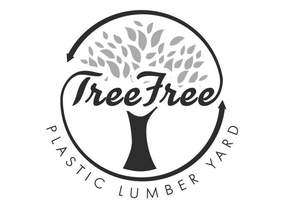 Tree Free Plastic Lumber Yard